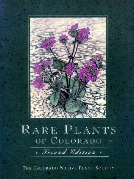 Image for Rare Plants of Colorado