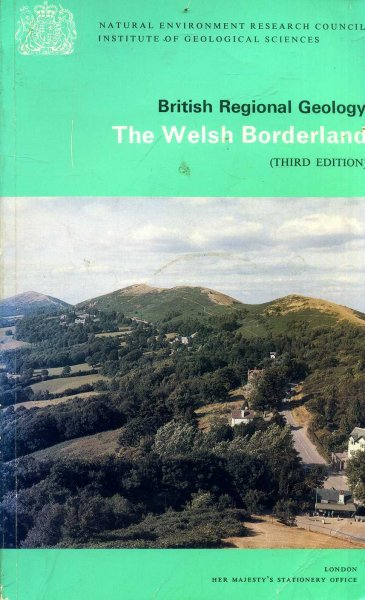 Image for The Welsh Borderland : British Regional Geography