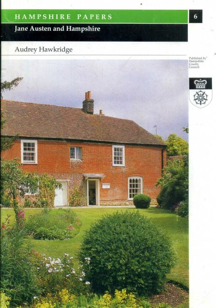 Image for Jane Austen and Hampshire