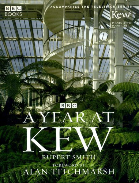 Image for A Year at Kew