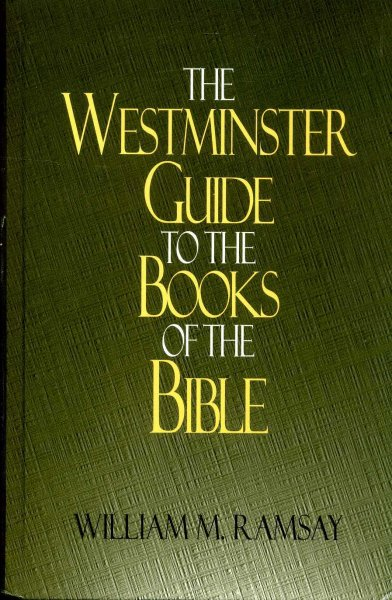 Image for The Westminster Guide to the Books of the Bible