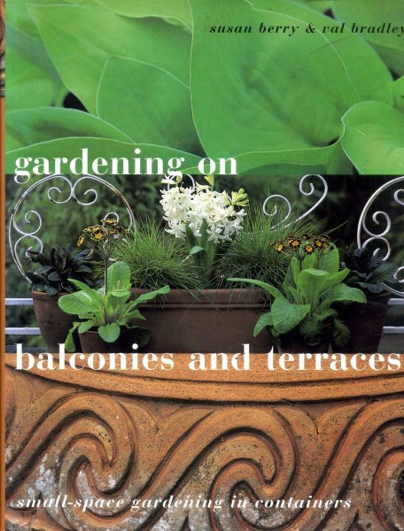 Image for Container Gardening on Balconies and Terraces