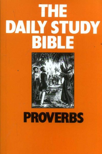Image for PROVERBS (Daily Study Bible)
