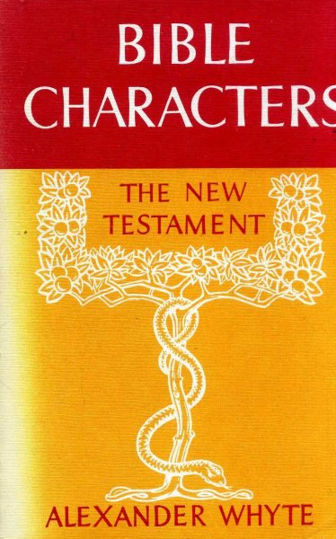 Image for Bible Caharcters, volume two : New Testament