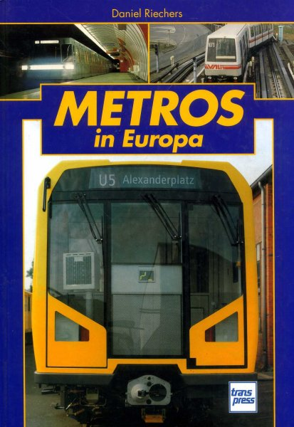 Image for Metros in Europa