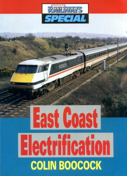 Image for East Coast Electrification