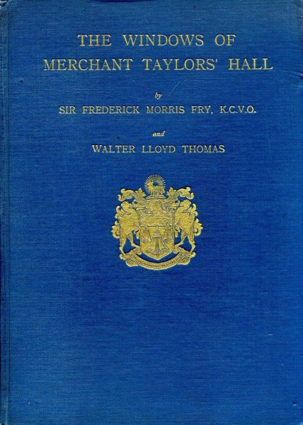 Image for The Windows of the Merchant Taylors' Hall