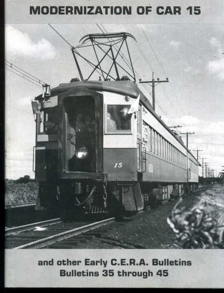Image for Modernization of Car Fifteen (15) : Bulletin No 35