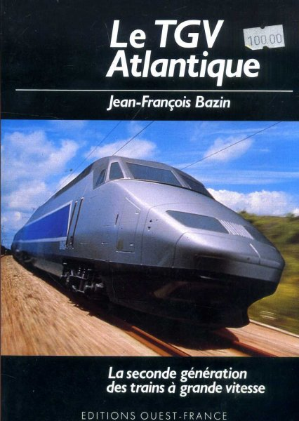 Image for Le TGV Atlantique
