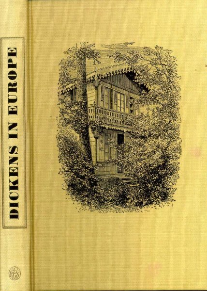 Image for Dickens in Europe