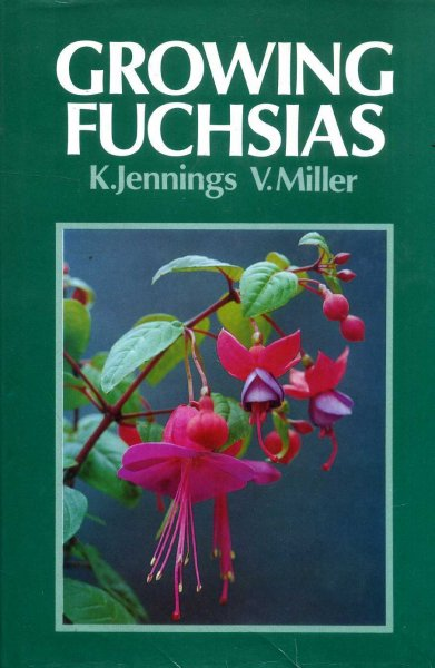 Image for Growing Fuchsias