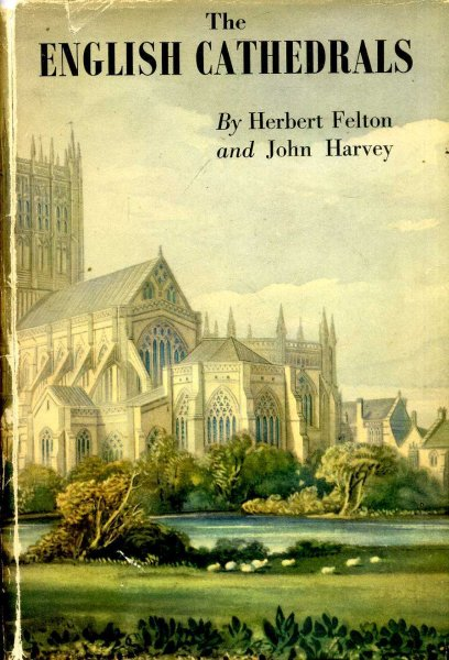 Image for The English Cathedrals
