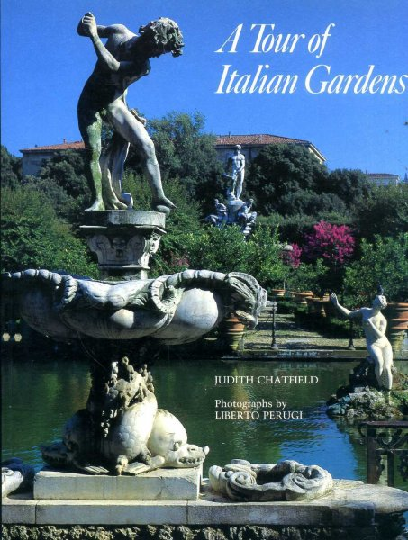 Image for A Tour of Italian Gardens