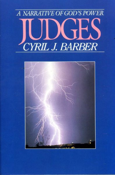 Image for Judges: A Narrative of God's Power
