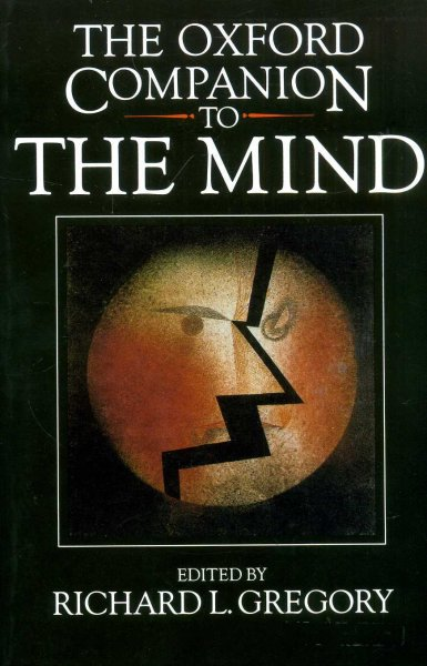 Image for The Oxford Companion to the Mind