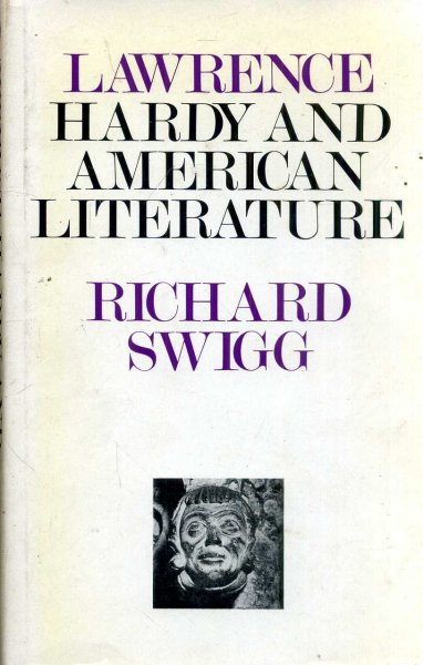 Image for Lawrence, Hardy, and American Literature
