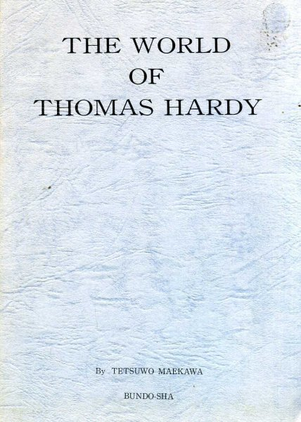 Image for The World of Thomas Hardy