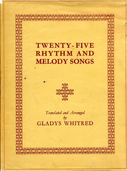 Image for Twenty-Five Rythym and Meolody Songs