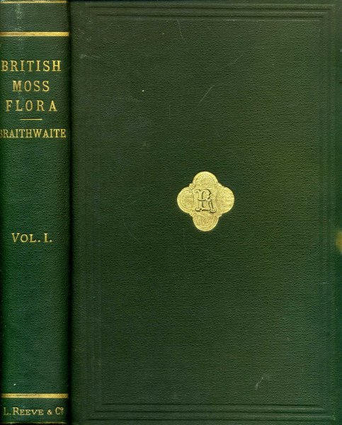 Image for The British Moss-Flora (three volumes)