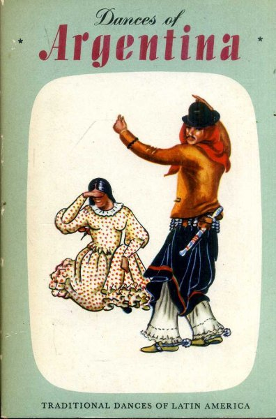 Image for Dances of Argentina