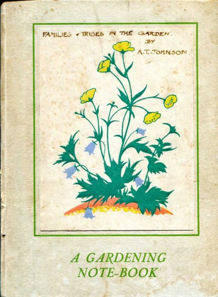 Image for A Gardening Notebook