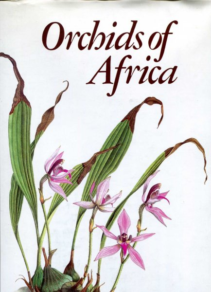 Image for Orchids of Africa A Select Review