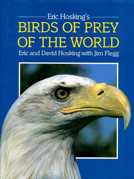 Image for Eric Hosking's Birds of Prey of the World