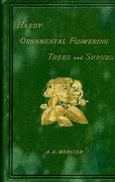Image for Hardy Ornamental Flowering Trees and Shrubs