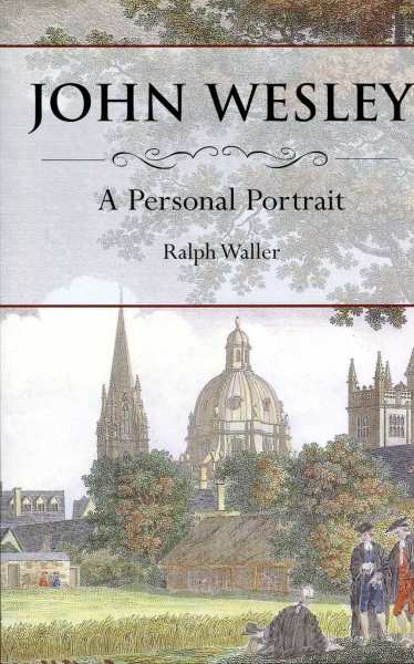 Image for John Wesley : A Personal Portrait