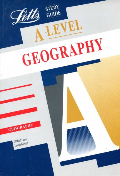 Image for Letts Study Guide A Level Geography