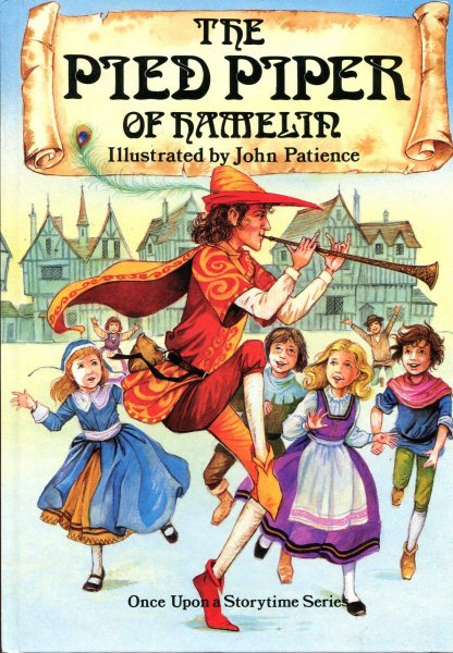 Image for Pied Piper of Hamelin