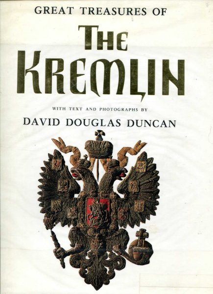 Image for Great Treasures of the Kremlin