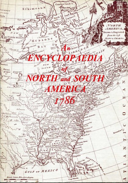 Image for An Encyclopaedia of North and South America 1786