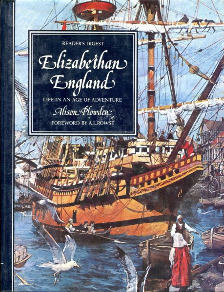 Image for Elizabethan England - Life in an age of adventure