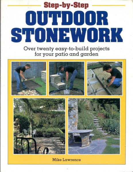 Image for Step-by-Step Outdoor Stonework