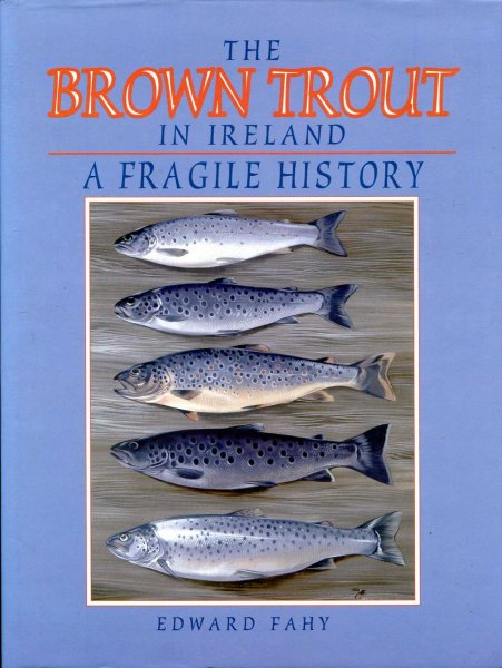 Image for The Brown Trout in Ireland: A Fragile History