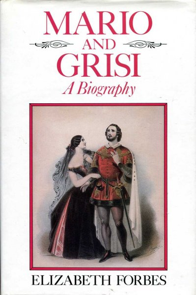 Image for Mario and Grisi - a biography