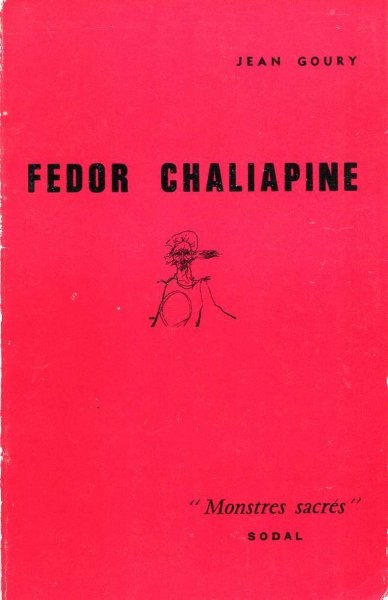 Image for Fedor Chaliapine Iconographie, biographie, discographie