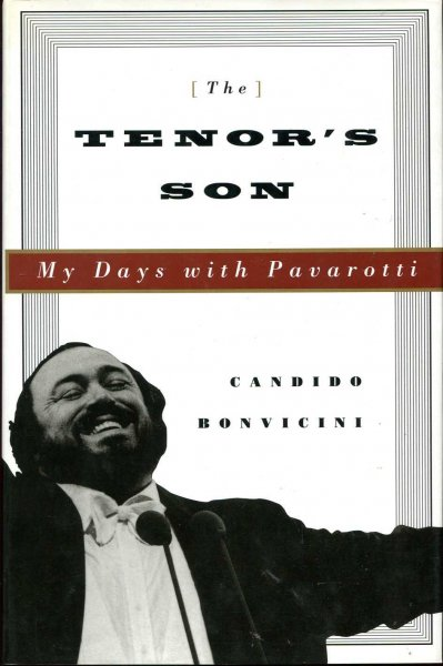 Image for The Tenor's Son: My Days With Pavarotti