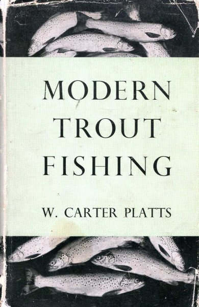Image for Modern Trout Fishing