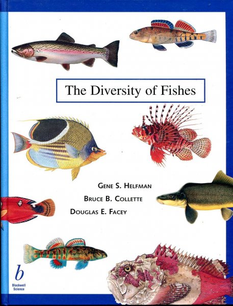Image for The Diversity of Fishes