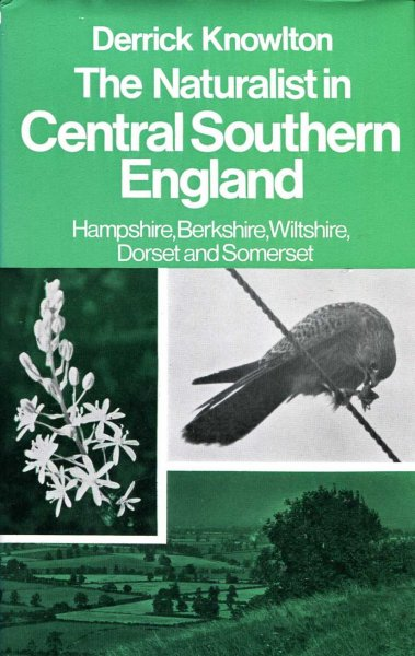 Image for The Naturalist in Central Southern England: Hampshire, Berkshire, Wiltshire and Somerset (Regional Naturalist)