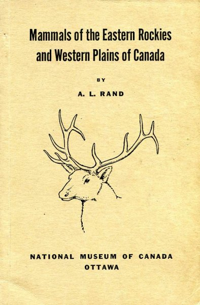 Image for Mammals of the Eastern Rockies and Western Plains of Canada