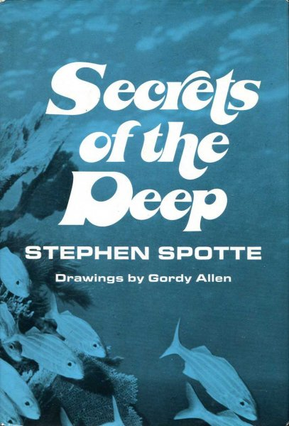 Image for Secrets of the Deep