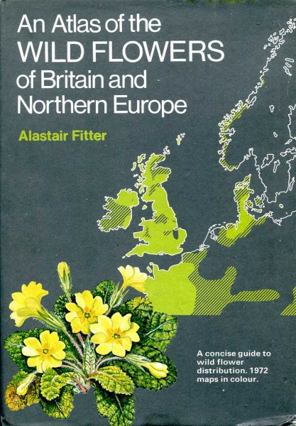 Image for An Atlas of Wild Flowers of Britain and Northern Europe