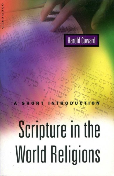 Image for Scripture in the World Religions : A Short Introduction
