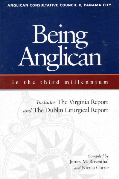 Image for Being Anglican in the Third Millennium
