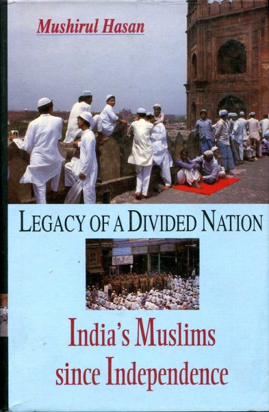 Image for Legacy of a divided nation : India's Muslims since independence