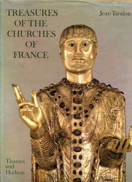 Image for Treasures of the Churches of France