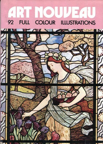 Image for Art Nouveau the style of the 1890's